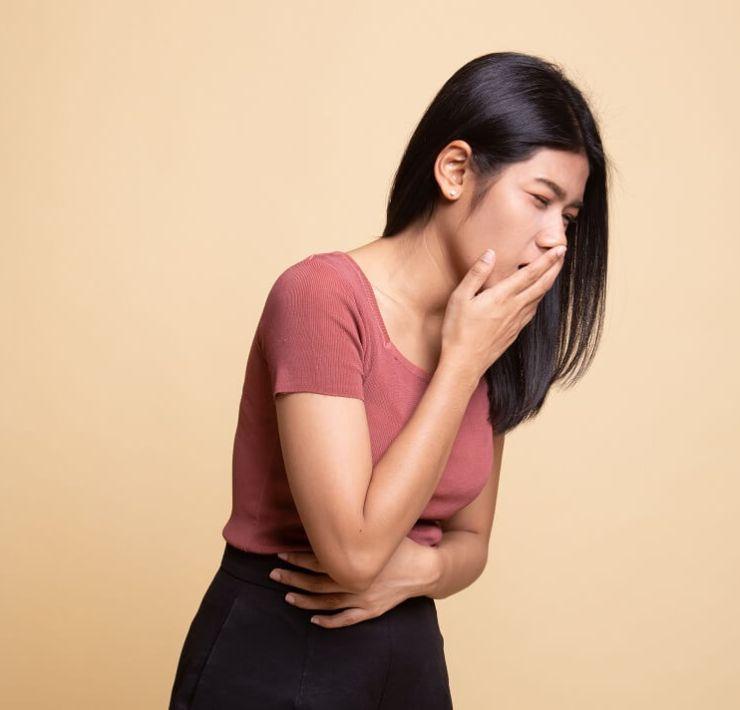 essential oils for vomiting