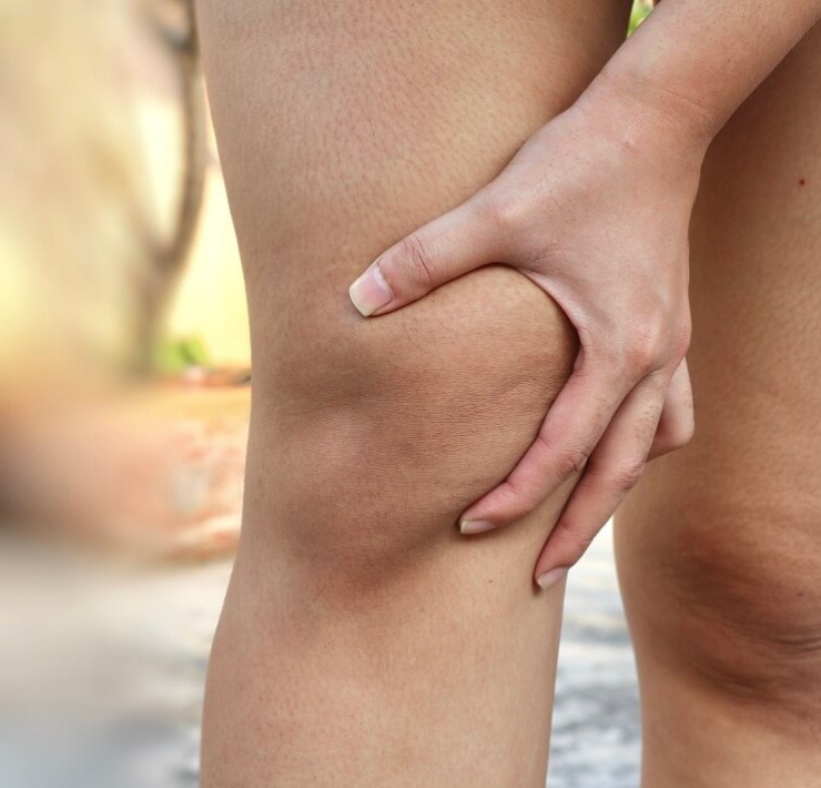 how to get rid of black knees