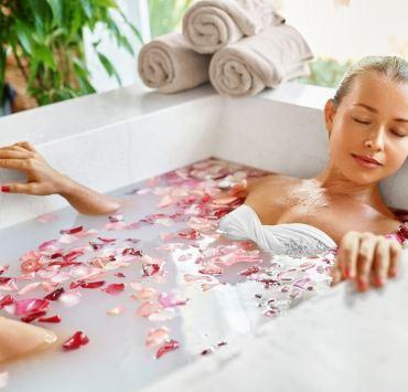 ice bath for body