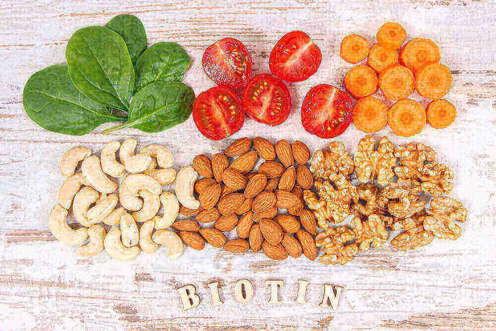 Biotin Vitamins