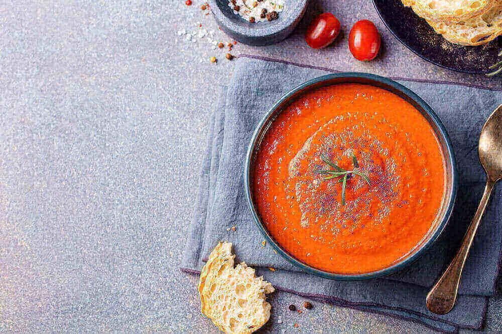 Totato Soup