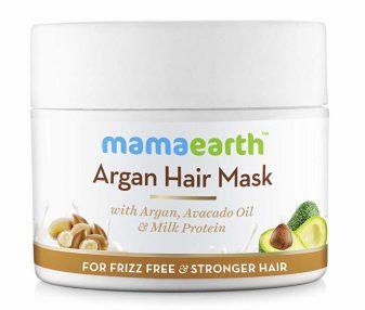 Mama hair mask