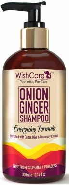 WishCare Red Onion Ginger