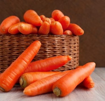 carrot benefits for skin