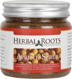 apricot scrub anti blemish