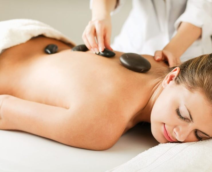 benefits of hot stone massage
