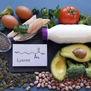 foods high in lysine
