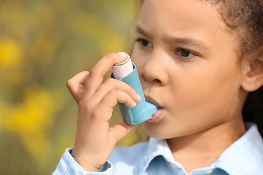 asthma for kids