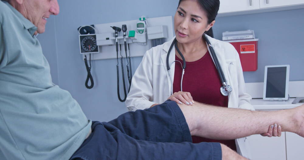physical therapy for knee replacement