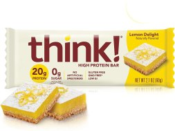 think protein bars