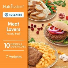 nutrisystem meat lovers
