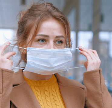 Bad Breath under Face Mask