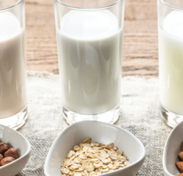 Fortified Milk Alternatives