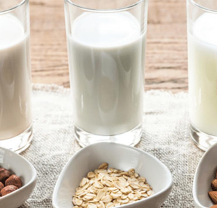 Fortified Milk Alternatives