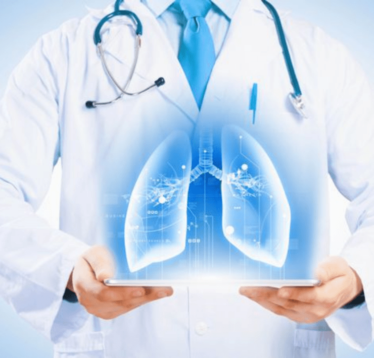 Vitamins for lung health