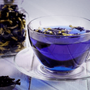 Blue Tea for weight loss