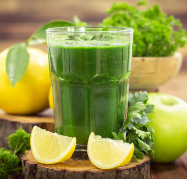 Coriander And Lemon Juice for skin
