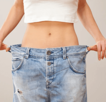 Lose belly fat without dieting
