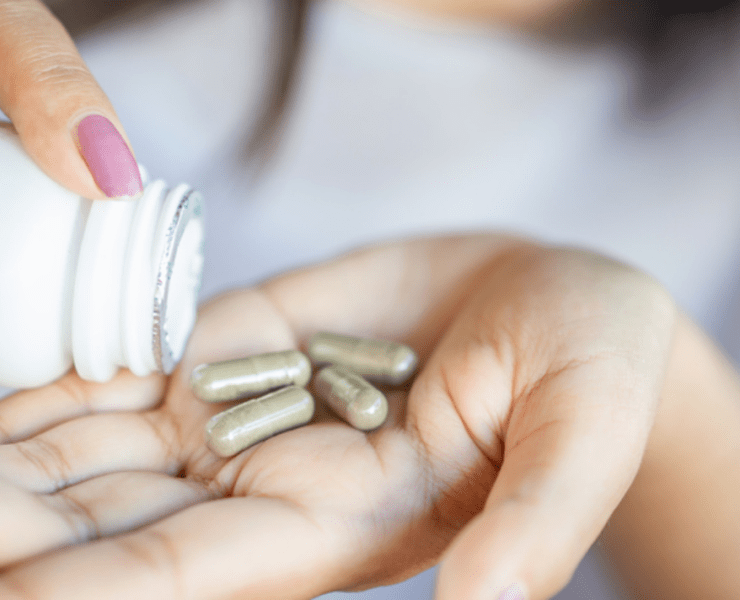 Supplements for Recovering Drug Addicts