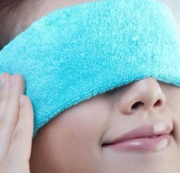 Warm Compress for eyes