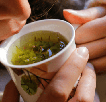 What to drink when feeling sick