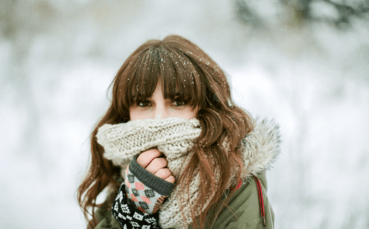 how to take care of hair in winter naturally
