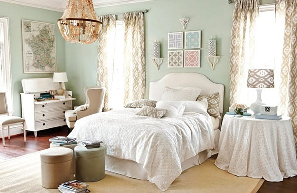 bedroom decorating ideas - how to decorate