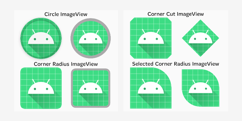 ShapeableImageView – Material components for android [Example]