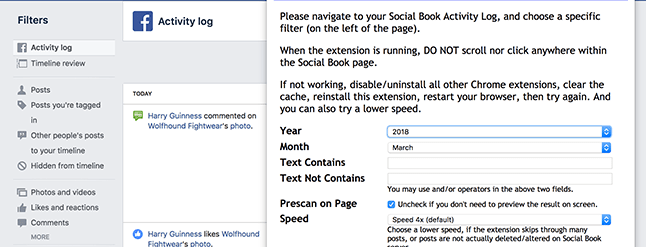 How to Quickly Delete Lots of Old Facebook Posts - How to do