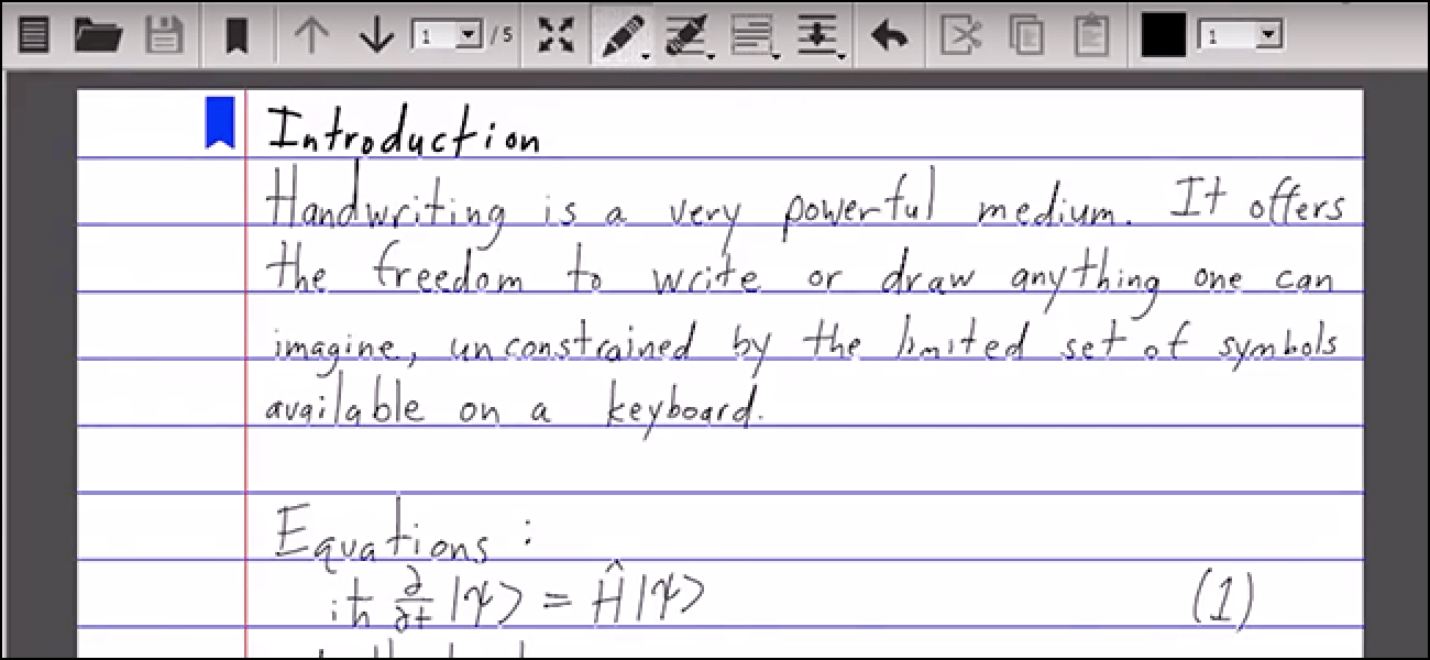 Free Download Write Is A Word Processor For Handwriting How To Do