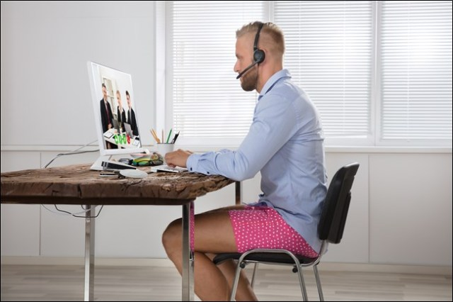Videoconference outfit