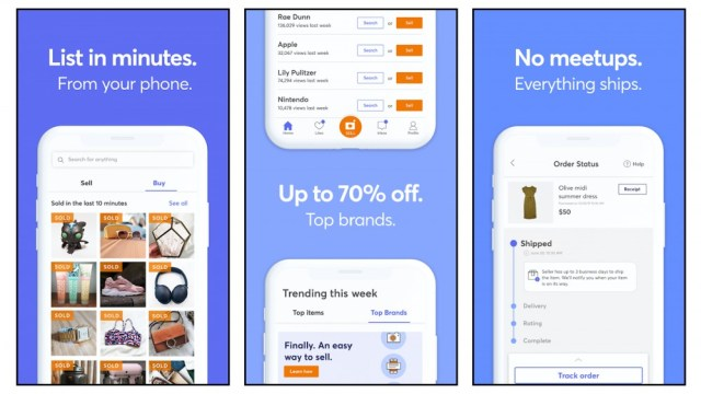 Mercari Best Used Goods Online Shop for Shipping No face-to-face meetings