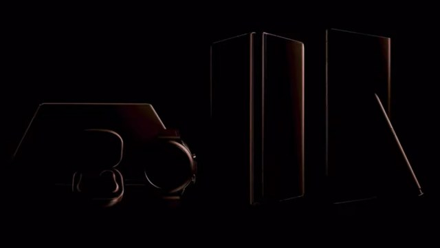 Image from the Samsung Unpacked trailer