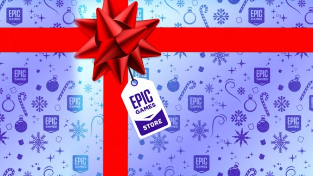 Epic Games Store Holiday Sale Chart