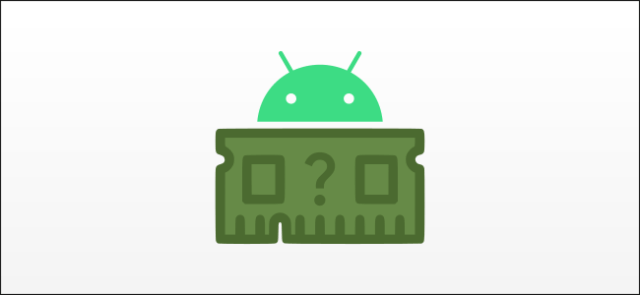 Android RAM logo