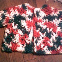 Kwik Yoked Baby Sweater