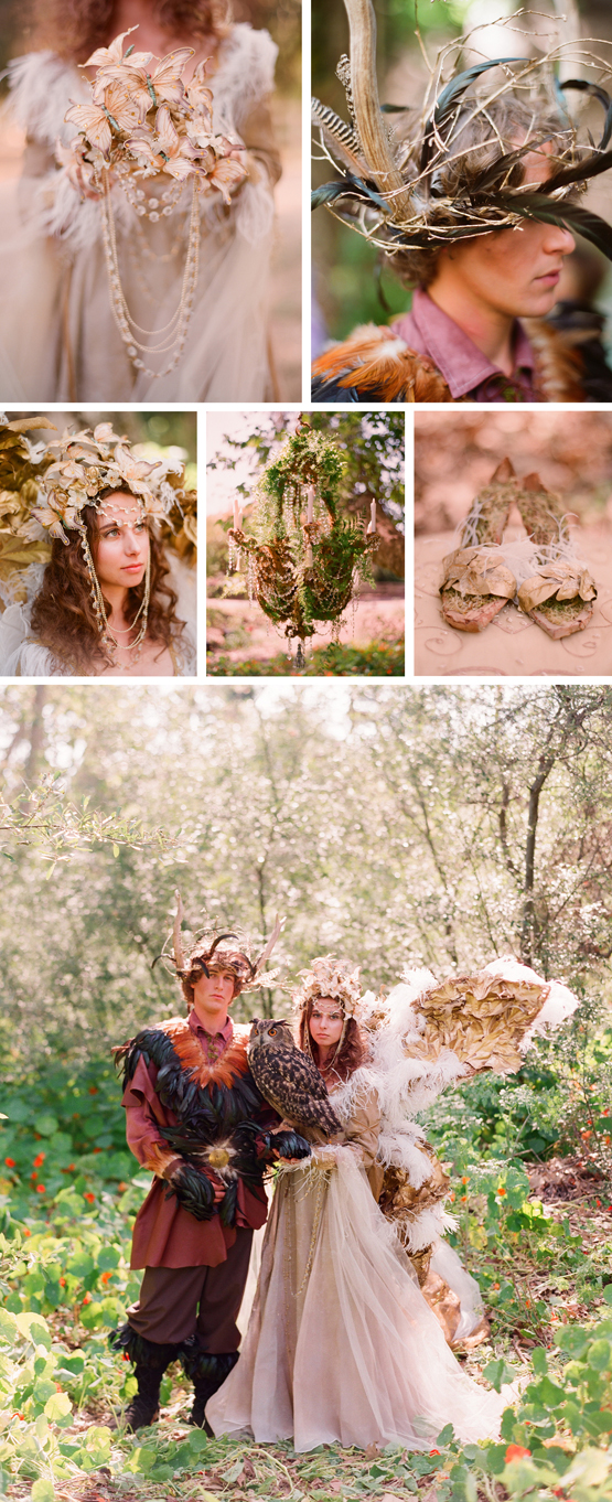 The Unbelievably Lovely Faery Wedding