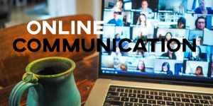 ielts essay online communication