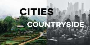 ielts essay cities countryside