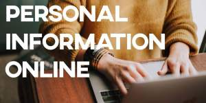 ielts essay personal information online