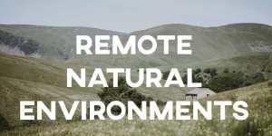 ielts essay remote natural environments