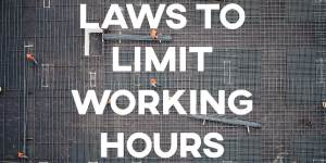 ielts essay Laws to Limit Working Hours