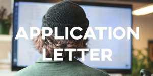ielts essay application letter