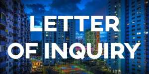 ielts essay letter of inquiry