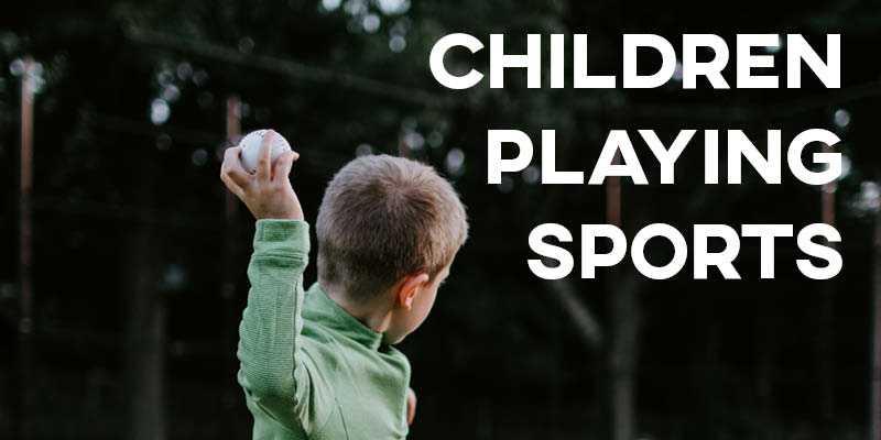 IELTS Essay General Training: Children and Sports