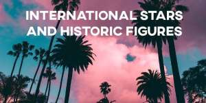 IELTS Essay International Stars and Historic Figures