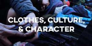IELTS Essay Clothes, Culture, & Character