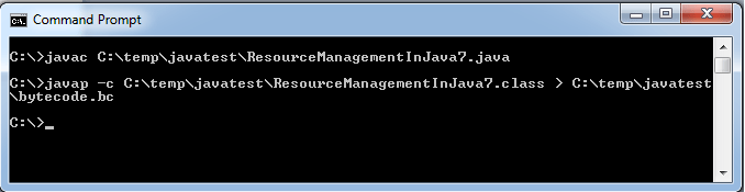 java_byte_code_javap_command_window