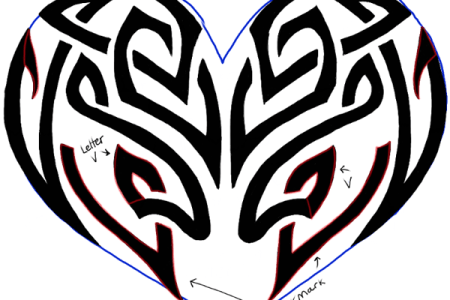 Tribal Infinity Sign Tattoo Infiniti Car