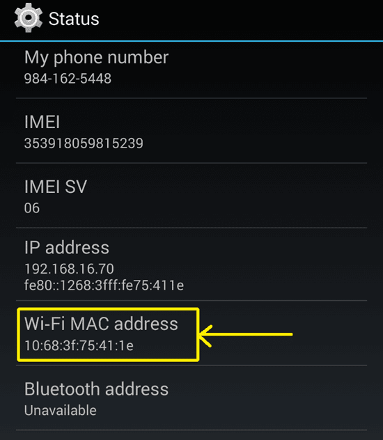 wifi-mac-address-android